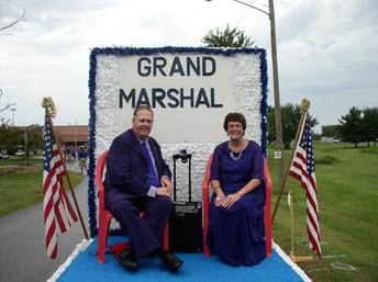 Sweet Corn Festival Grand Marshal