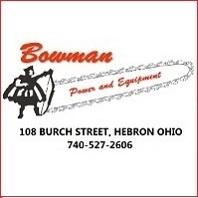 Bowman Equip Sponsors