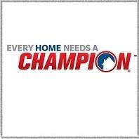 Champion Windows  Sponsors