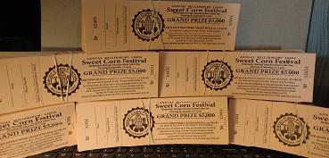 Major Prizes