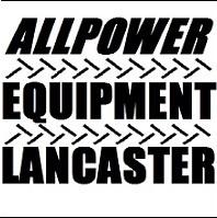 All Power Equipment Sponsors