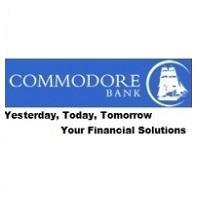 Commodore Bank Sponsors